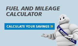 fuel mileage calculator michelin truck